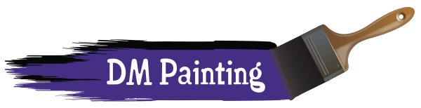 DM Painting's logo