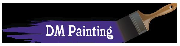 DM Painting's logo